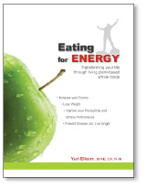 Eating for Energy book cover