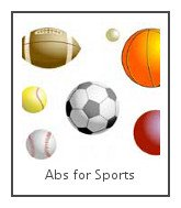 abs sports fitness and training