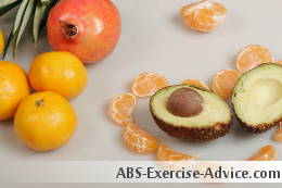 Foods that Burn Belly Fat: Avocados & Citrus Foods