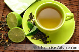 Foods that Burn Belly Fat #5: Green Tea